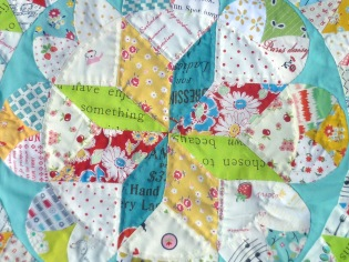 English paper Patchwork 1